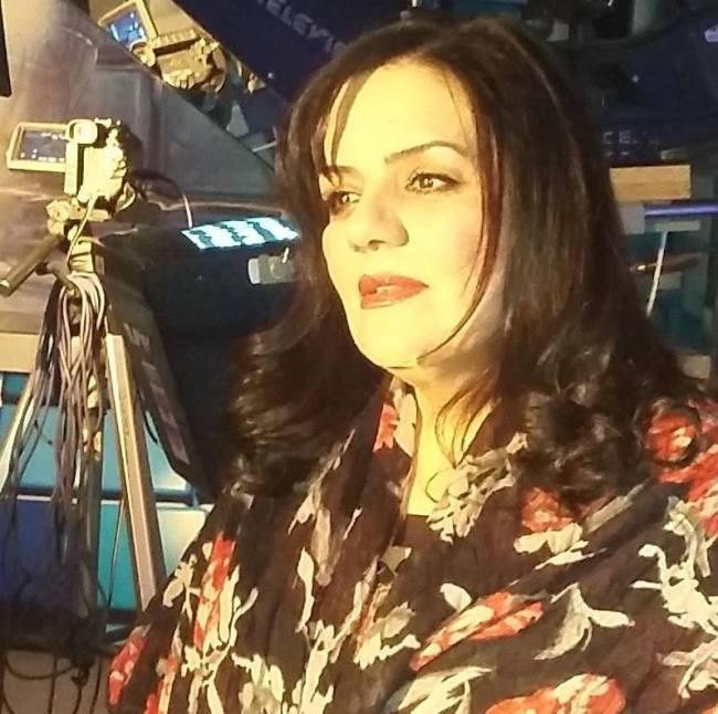 Journalist Narine Avetisyan