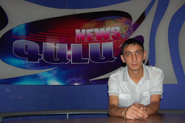 Journalist Paylak Fahradian