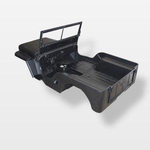 Civilian Jeep - Body Kit