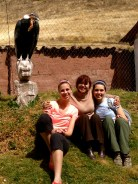 Oh hey condor- Peru's super respected/religious bird