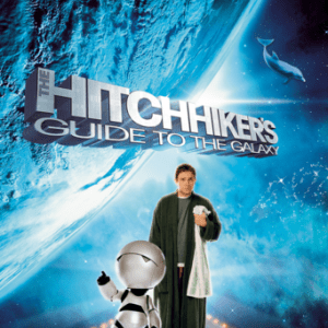 The Hitchhikers Guide to the Galaxy image not available