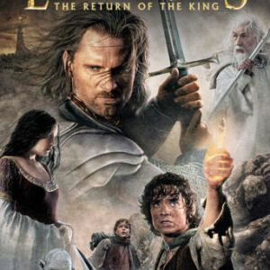 The Lord of the Rings: The Return of the King image not available