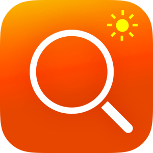 Magnifier with Flash Light image not available