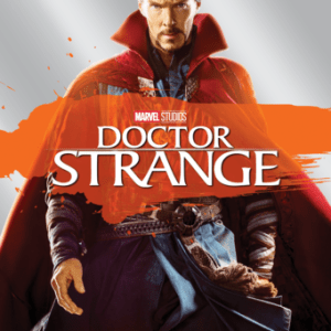 Doctor Strange image not available