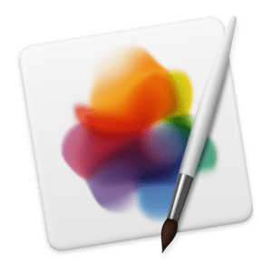 Pixelmator Pro image not available