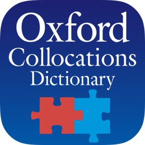 Oxford Collocations Dictionary image not available