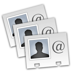 Exporter for Contacts image not available