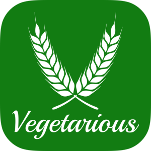 Vegetarious image not available