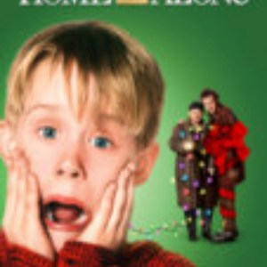 Home alone image not available
