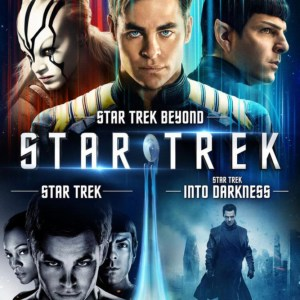 Stark Trek 3-movie bundle image not available