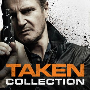 Taken 3-Movie Bundle image not available