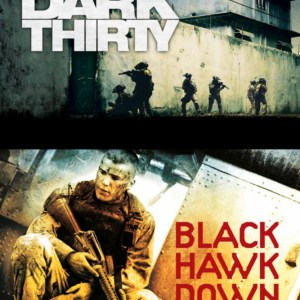 Black Hawk Down & Zero Dark Thirty image not available