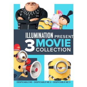 Despicable Me bundle image not available
