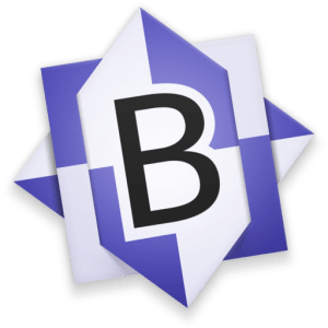 BBEdit image not available