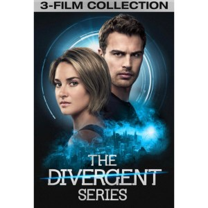 The Divergent Trilogy image not available