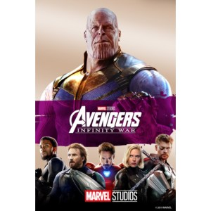 Avengers: Infinity War image not available