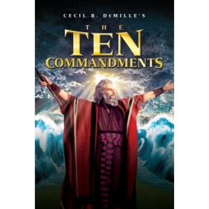 The Ten Commandments image not available