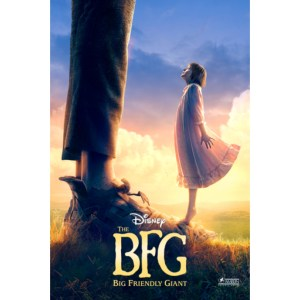 The BFG image not available