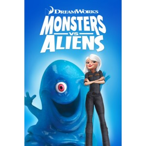 Monsters vs. Aliens image not available