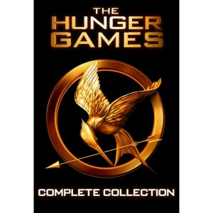 Hunger Games 4-film bundle image not available