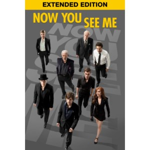 Now You See Me - Extended Edition image not available