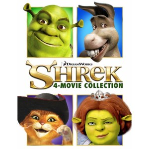 Shrek Collection  image not available