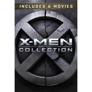 X-Men 6-film Collection image not available
