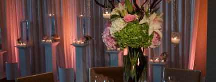 MDM Lights up Downtown Chicago Weddings