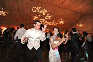Westin Itasca Wedding DJ and Gobo
