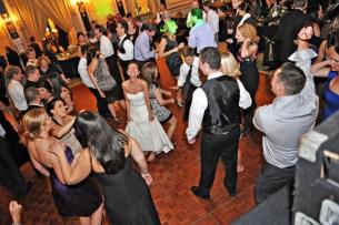 Palmer House Wedding Dancing