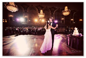 Calie and Jeff First Dance