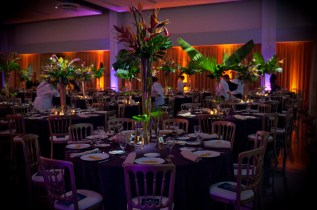 Event Lighting at 399 Banquets