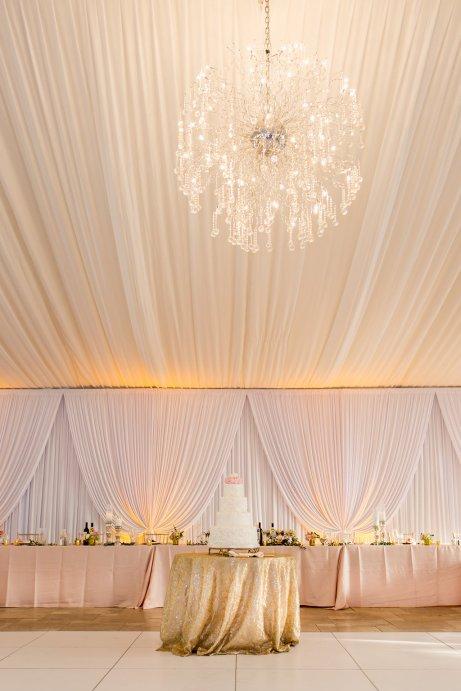 Galleria Marchetti Wedding Backdrop Drape