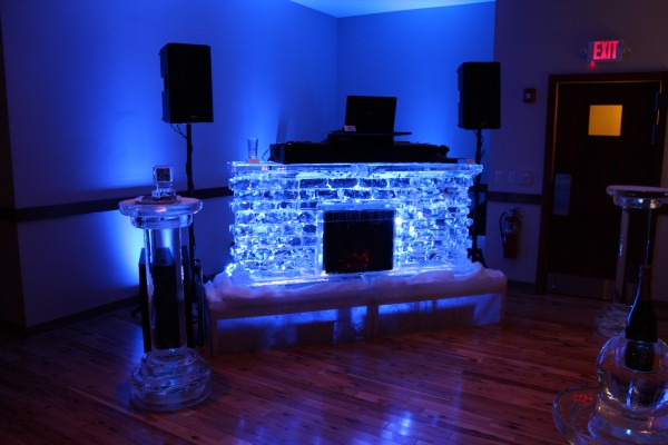 Ice DJ Booth