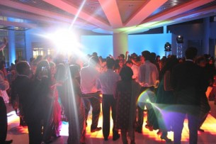 Indian Wedding with LED Dance Floor