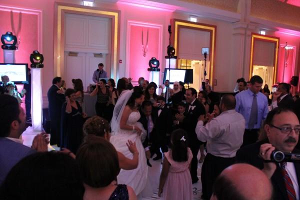 Wedding at JW Marriott