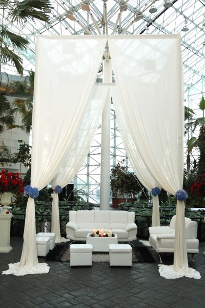 Wedding VIP Lounge at Navy Pier