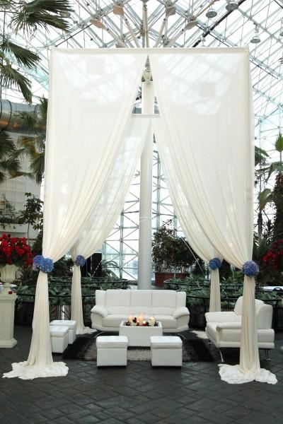 Wedding VIP Lounge at Navy Pier