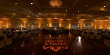 Schereville wedding gobo
