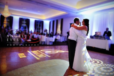 Bride and Groom's First Dance