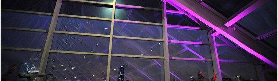 Adler Planetarium Lighting and DJ