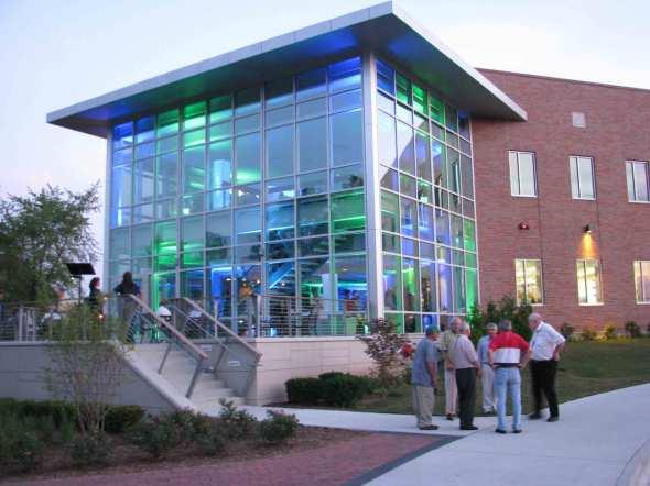 Lewis University Science Building
