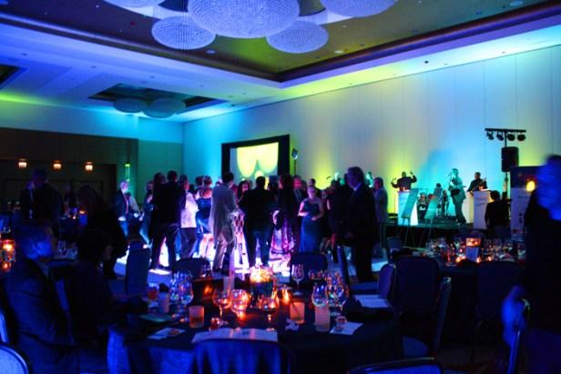 Schaumburg Corporate Party Lighting