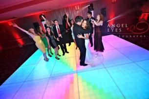 Chicago Wedding Dance Floor