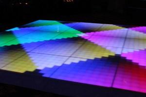 LED Dance Floor 1