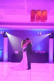 Chicago Wedding Light Up Dance Floor