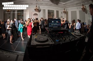 W City Center Wedding DJ