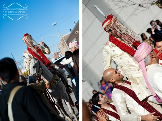 Chicago Indian Wedding DJ for Baraat