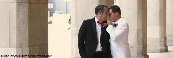 Chicago Gay Wedding DJ