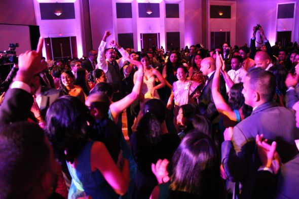 Gisha and Sanjay's Dance Floor 2